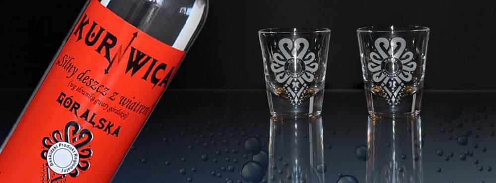 Góralska Kurnwica to główny produkt spółki Wódki Regionalne